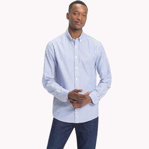 Camisa-Masculina-Twill-Regular-Fit-Manga-Longa-Listrada---P