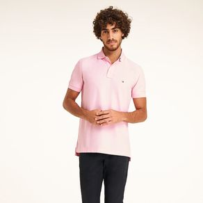 Camisa-Polo-Masculina-50-2-Piquet-Regular-Fit-Manga-Curta-Lisa---P