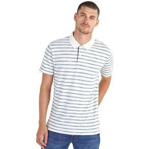 Tommy-Camisa-Polo-Masculina-Piquet-Regular-Fit-Manga-Curta-Faixa-Lateral-E-Logo-Retro-Frontal---P