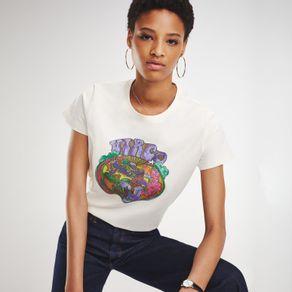 Zendaya-Camiseta-Manga-Curta-Estampa-Signo-Virgem