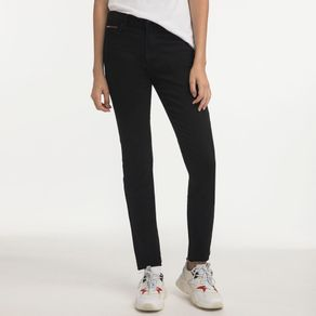 Tommy-Jeans-Calca-Jeans-Preta-Mid-Rise-Skinny-Nora