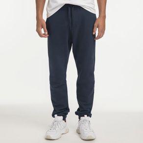 Tommy-Jeans-Calca-Moletom-Com-Cadarco-Detalhe-Logo--TJ--Bolso-Traseiro