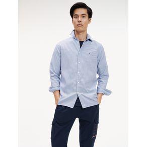 Tommy-Camisa-Masculina-Manga-Longa-Modelagem-Slim
