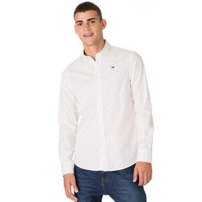 Tommy-Camisa-Masculina-Manga-Longa-Modelagem-Regular