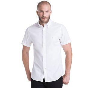 Tommy-Camisa-Masculina-Manga-Curta-Modelagem-Slim