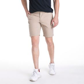 Tommy-Bermuda-Masculina-Modelagem-Regular-Bolso-Tipo-Faca