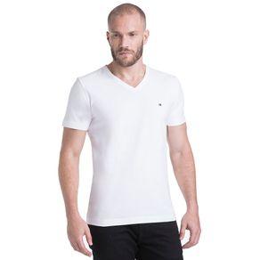 Tommy-Camiseta-Classicamasculina-Gola-Careca-Modelagem-Regular