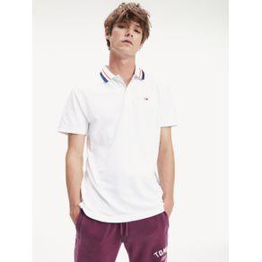 Tommy-Jeans-Polo-Masculina-Manga-Curta-Modelagem-Regular