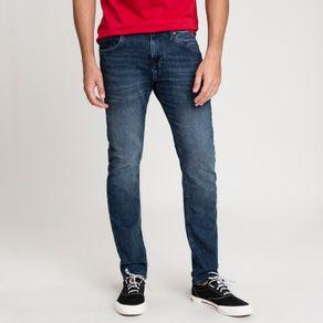 Tommy-Calca-Jeans-Bleecker-Masculina-Reta-Com-Detalhe-No-Bolso-Frontal