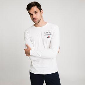 Tommy-Camiseta-Regular-Yatch-Club
