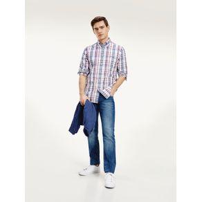Tommy-Camisa-Regular-Multi-Check