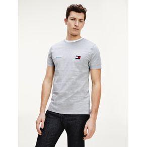 Mercedes-Camiseta-Regular-Logo