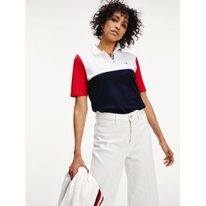 Tommy-Polo-Regular-Colorblock