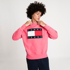 Tommy-Jeans-Moletom-Flag