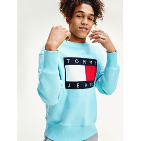Tommy-Jeans-Moletom-Regular-Flag