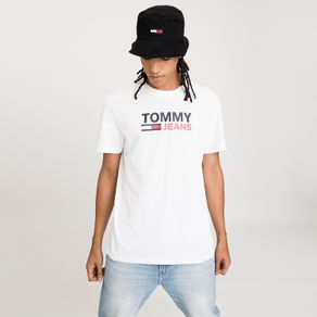 Tommy-Jeans-Camiseta-Regular-Corp