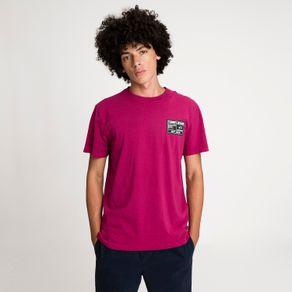 Tommy-Jeans-Camiseta-Regular-Label