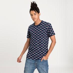 Tommy-Jeans-Camiseta-Regular-Aop-Logo