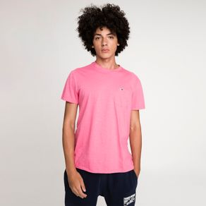 Tommy-Jeans-Camiseta-Regular-Pocket