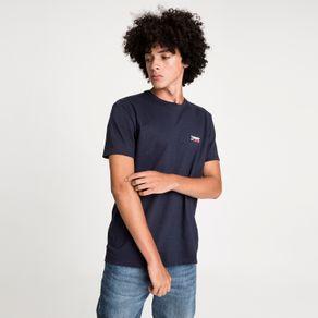Tommy-Jeans-Camiseta-Regular-Texture-Logo