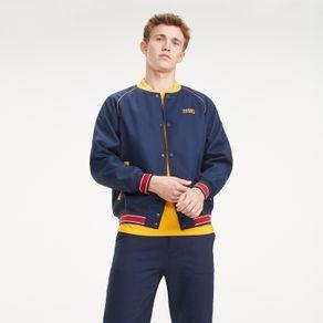 Tommy-Jeans-Jaqueta-Varsity-Masculina-Com-Fechamento-Em-Botoes