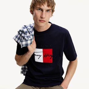 Camiseta-Ampla-Signature-Logo---P