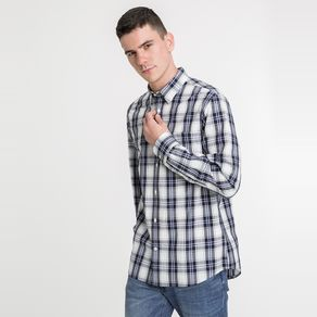 Tommy-Camisa-Regular-Classic-Check---P