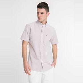 Tommy-Camisa-Slim-Micro-Check---PP