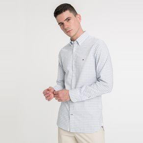 Tommy-Camisa-Slim-Check---M