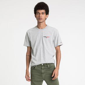 Tommy-Jeans-Camiseta-Manga-Curta-Logo-Frontal