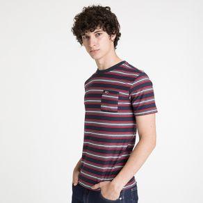 Tommy-Jeans-Camiseta-Manga-Curta-Essential-Listrada-