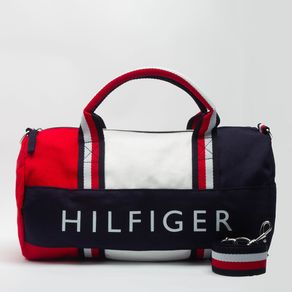 Tommy-Hilfiger-Mala-Duffle-Preto