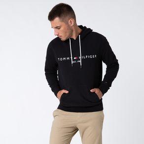 Tommy-Hilfiger-Moletom-Logo-Bordado-Preto