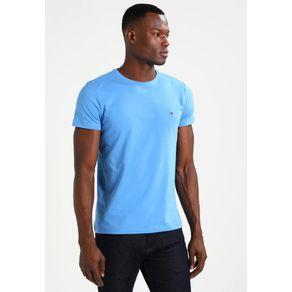 Camiseta-Regular-Essential-Azul