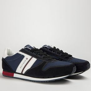 Tommy-Tenis-Masculino-Retro-Runner-Logo-Lateral