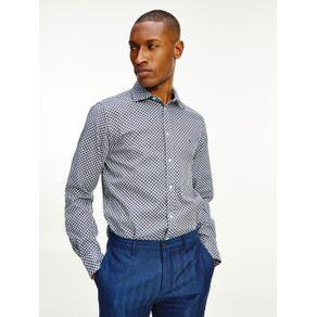 Camisa-Estampa-Floral-Slim